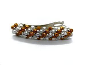 Beads Hair Clips