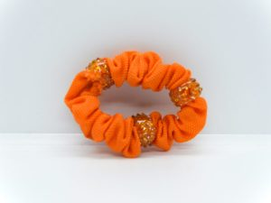 Scrunchies with Beads