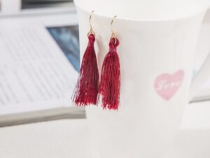 Tassel Drop Earring
