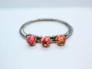 Colour Beads Bracelet
