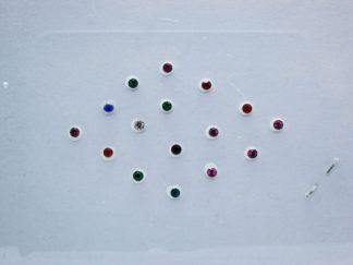 Multi Colour Bindis