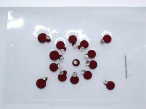 Red Bindi