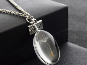 Seed Specimen Necklace