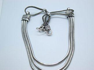 Multi Layer Choker Necklace