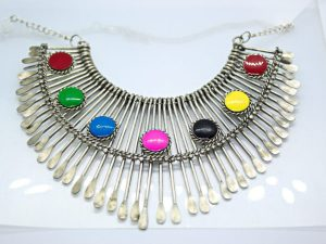 Retro Choker Necklace