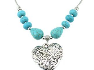 Hearten Pendant Necklace