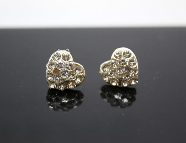 Hearten Stud Earring