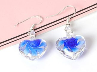 Design-Dangle-Earring-Blue