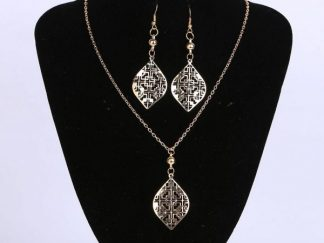 Leaf Jewellery Set