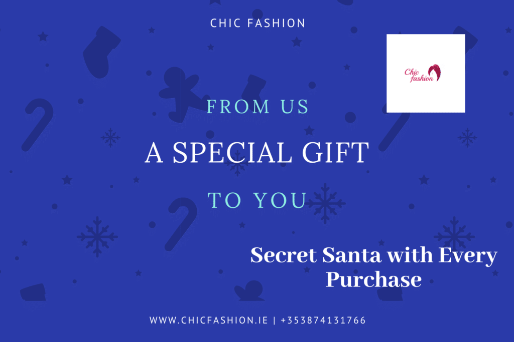 Chic Fashion Secret Santa Sale